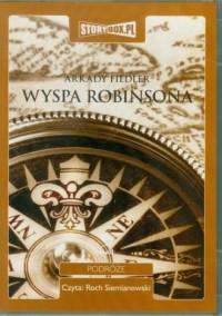 Wyspa Robinsona - pudełko audiobooku