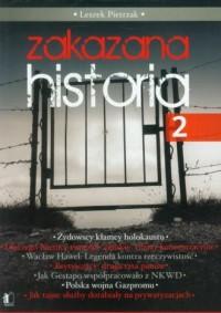Zakazana historia 2 - okładka książki