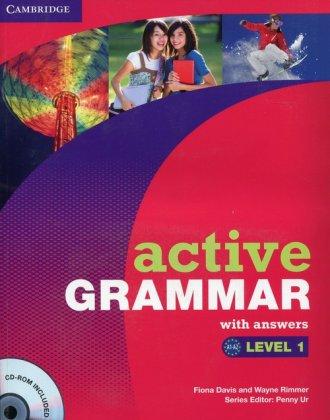 Active Grammar with answers Level - okładka podręcznika