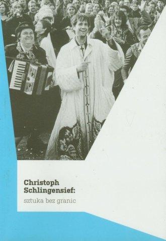 Christoph Schlingensief. Sztuka - okładka książki