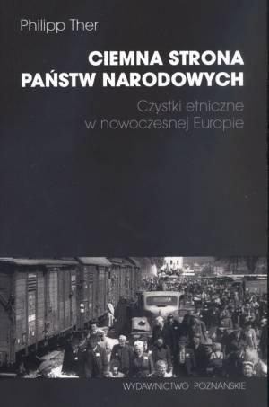 Ciemna strona państw narodowych. - okładka książki