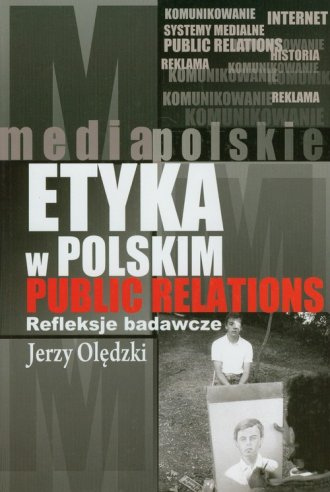 Etyka w polskim public relations - okładka książki