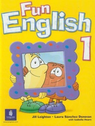 Fun English 1. Student s Book - okładka podręcznika
