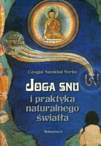Joga snu i praktyka naturalnego światła - okładka książki