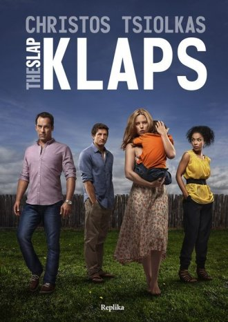 Klaps - okładka książki