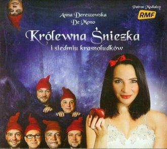 Królewna Śnieżka i Siedmiu Krasnoludków - pudełko audiobooku