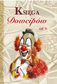 Księga dowcipów cz. 2 - okładka książki