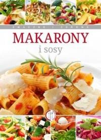 Makarony i sosy - okładka książki