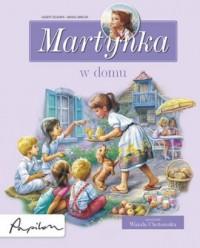 Martynka w domu. Zbiór opowiadań - okładka książki