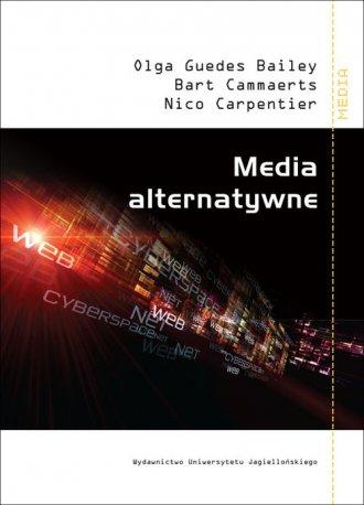 Media alternatywne - okładka książki