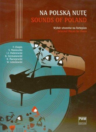 Na polską nutę - okładka książki