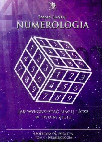 Numerologia. Ezoteryka od podstaw. - okładka książki