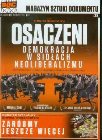 Osaczeni. Demokracja w sidłach - okładka filmu