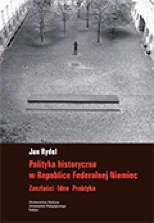 Polityka historyczna w Republice - okładka książki