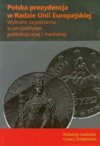 Polska prezydencja w Radzie Unii - okładka książki