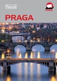 Praga. Przewodnik ilustrowany - - okładka książki