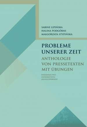Probleme unserer Zeit. Anthologie - okładka książki