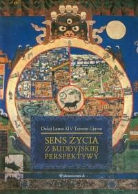 Sens życia z buddyjskiej perspektywy - okładka książki