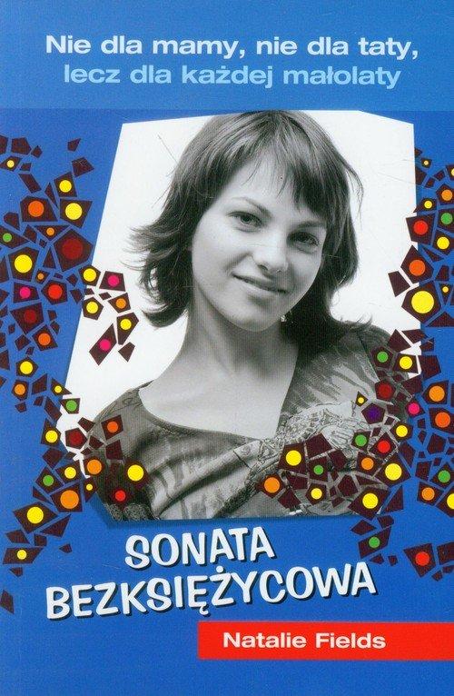 Sonata bezksiężycowa - okładka książki