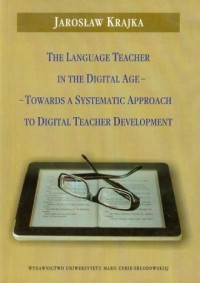 The Language Teacher in the Digital - okładka książki