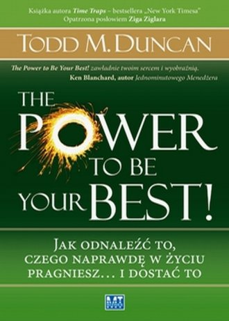 The power to be your best! Jak - okładka książki