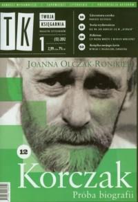 Twoja Księgarnia 1(13)/2012 - okładka książki