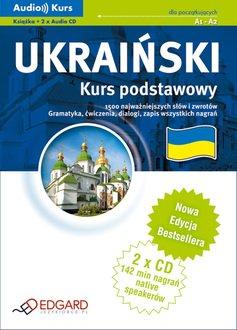 Ukraiński. Kurs podstawowy - pudełko programu