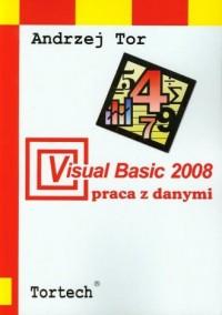 Visual Basic 2008. Praca z danymi - okładka książki