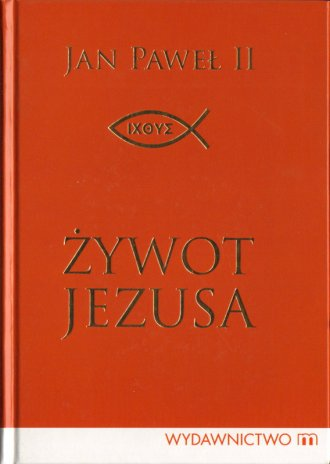Żywot Jezusa - okładka książki