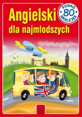 Angielski dla najmłodszych - okładka książki