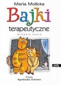 Bajki terapeutyczne (CD mp3) - Maria Molicka - pudełko audiobooku