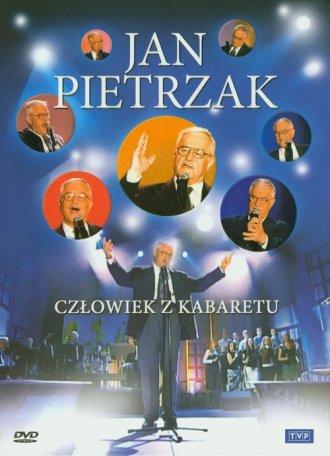 Jan Pietrzak. Człowiek z kabaretu - okładka filmu