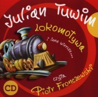 Lokomotywa i inne wiersze...(CD) - pudełko audiobooku