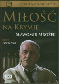 Miłość na Krymie - Sławomir Mrożek - okładka filmu