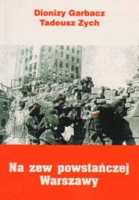 Na zew powstańczej Warszawy - okładka książki