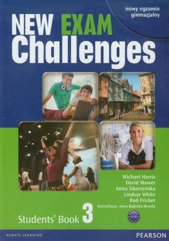New Exam Challenges 3. Student - okładka podręcznika