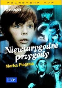 Niewiarygodne przygody Marka Piegusa - okładka filmu