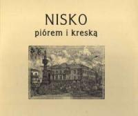 Nisko. Piórem i kreską - okładka książki