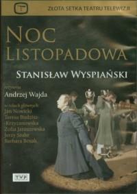 Noc listopadowa - Stanisław Wyspiański - okładka filmu