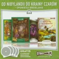 Od Nibylandii do krainy Czarów - pudełko audiobooku