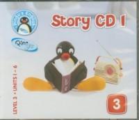 Pingus English. Story 1. Level 3 - pudełko audiobooku