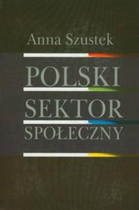 Polski sektor społeczny - okładka książki