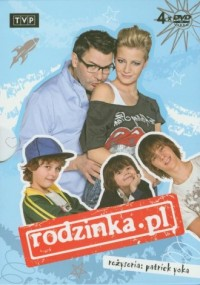Rodzinka.pl. Sezon 1 (DVD) - okładka filmu