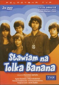 Stawiam na Tolka Banana - okładka filmu