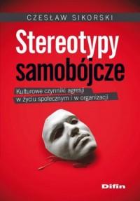 Stereotypy samobójcze - okładka książki