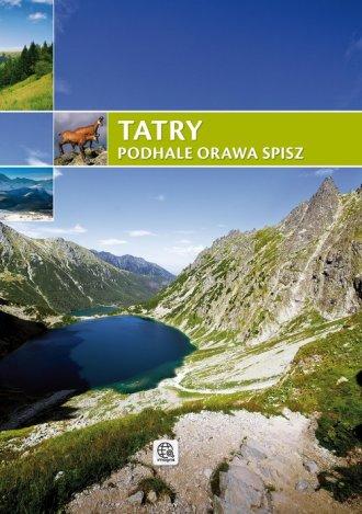 Tatry, Podhale, Orawa, Spisz - okładka książki