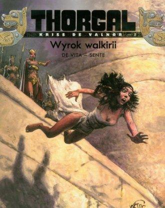 Thorgal: Kriss de Valnor. Wyrok - okładka książki