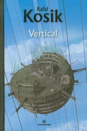 Vertical - okładka książki
