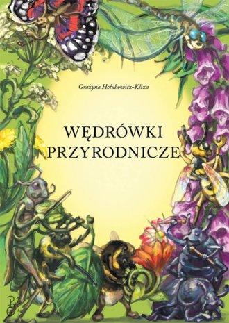 Wędrówki przyrodnicze - okładka książki