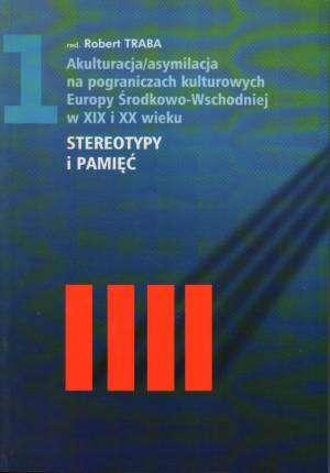 Akulturacja/asymilacja na pograniczach - okładka książki